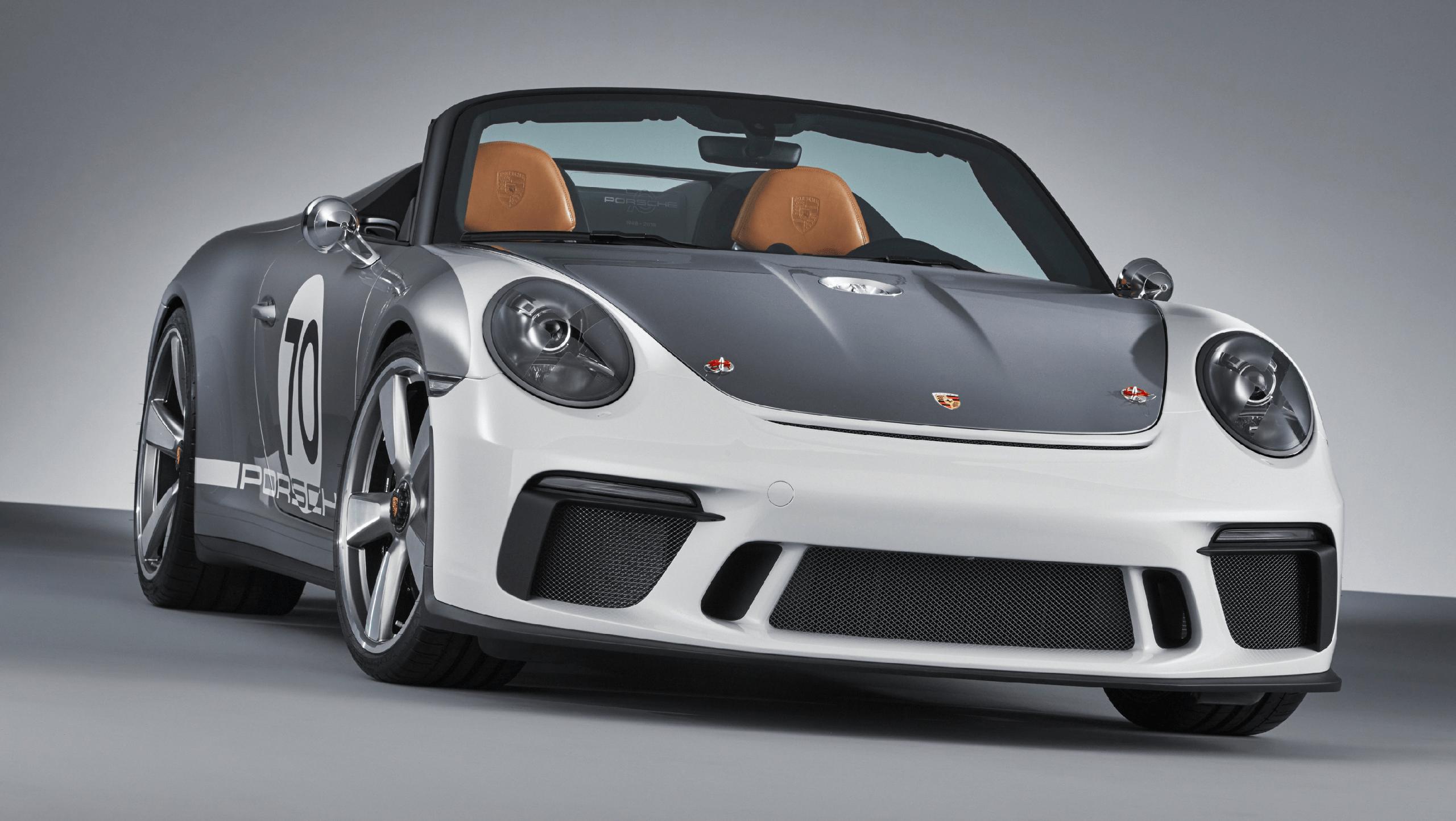 2020 Porsche 928Concept Style