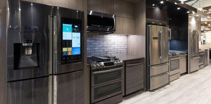 Health Statistics Luxury Appliances Samsung Kitchen Appliances