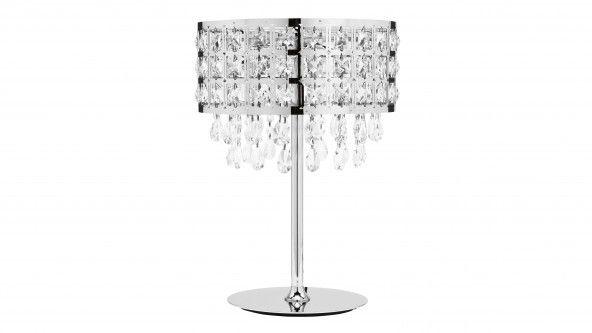 Marvelous Soula Crystal Bedside Lamp