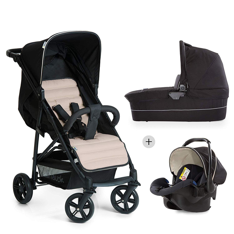 Hauck Rapid 4 Plus Trio Set 3 In 1 Kinderwagen Set Bis 25 Kg Isofix Fahige Babyschale Babywanne Mit Matratze Ab In 2020 Kinderwagen Kinder Wagen Kinderwagen Set