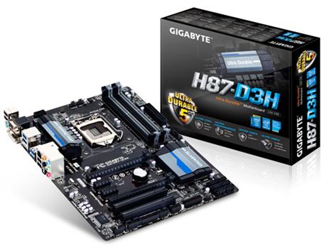 Gigabyte H87-D3H ATX