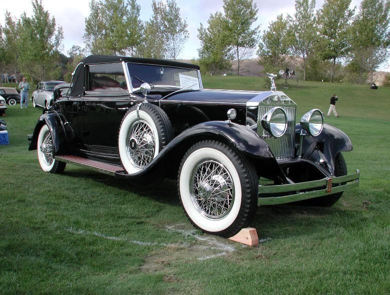 1929 Rolls Royce Phantom I Maintenance of old vehicles the