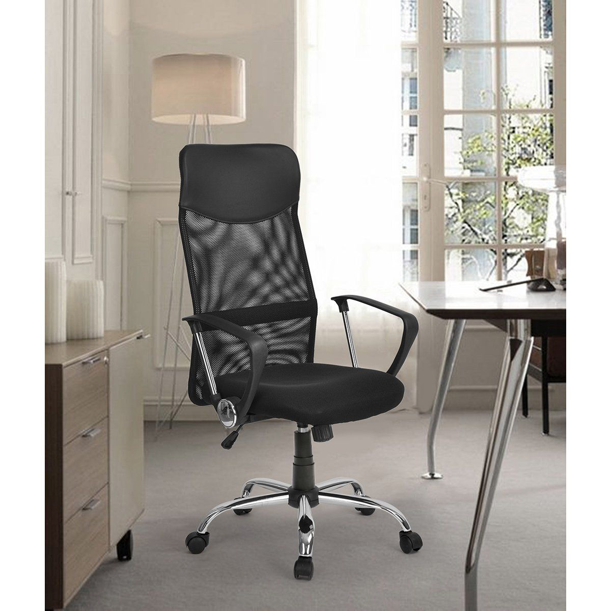 No Matter Where You Are, Our Modern Ergonomic High Back