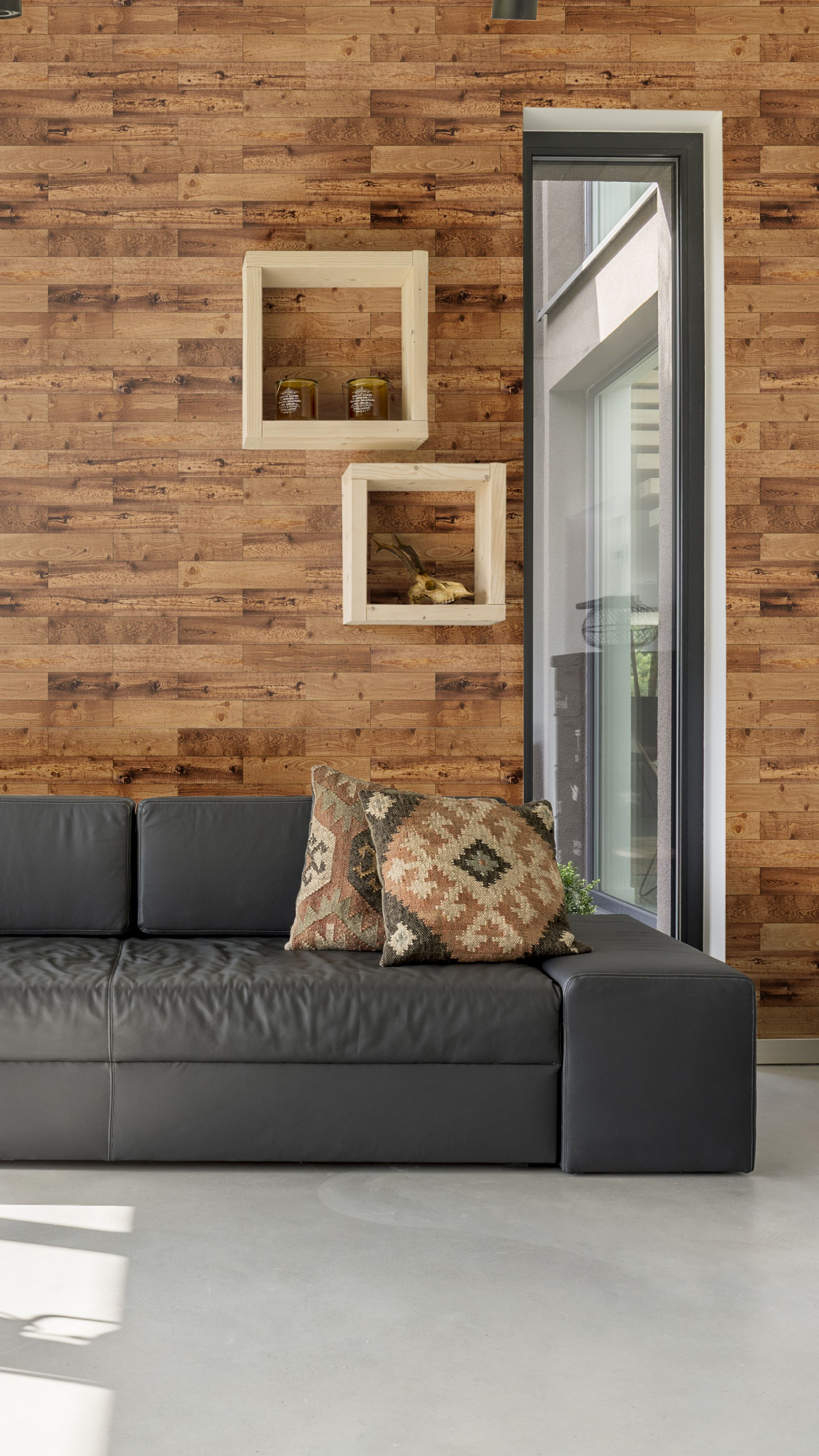 3d Uneven Wood Grain Wallpaper Removable Self Adhesive Etsy Wood Grain Wallpaper Stick On Wood Wall Wood Wallpaper
