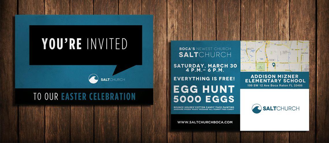 Visual Word Media – Salt Church Mailers | Church Ideas | Pinterest ...
