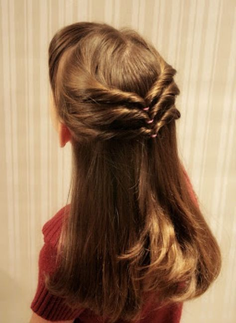 8 Quick And Easy Little Girl Hairstyles Peinados Infantiles Peinados De Ninas Faciles Y Peinados Para Ninas