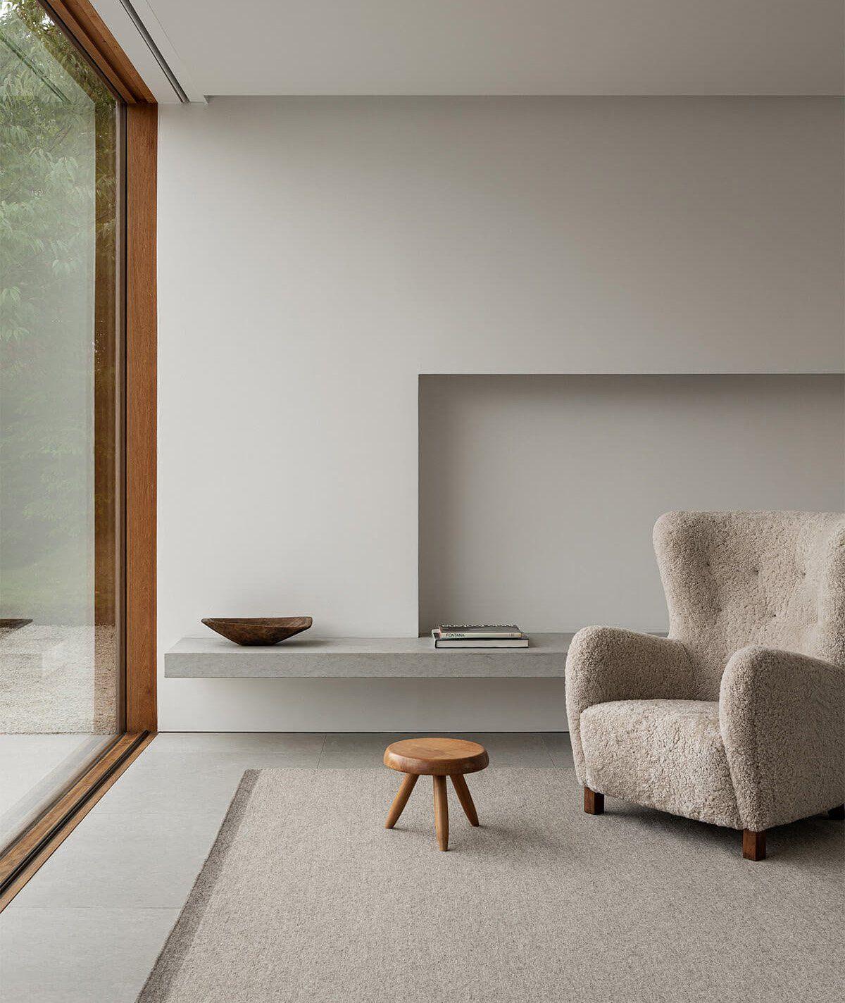 Zero Rug - 5 Colors in 2021 | Minimalist living room ...