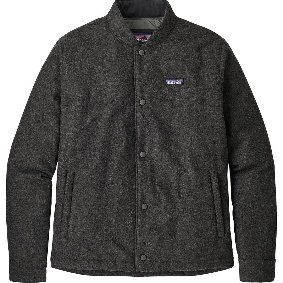 Patagonia Recycled Wool Bomber Jacket Men S Backcountry Com In 2020 Wool Bomber Jacket Mens Jackets Bomber Jacket [ 900 x 900 Pixel ]