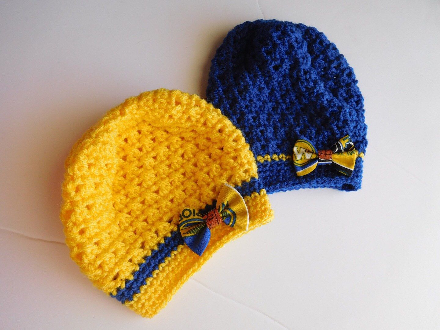 8045b902996a08 ... authentic golden state warriors baby beanies. this is a very special  handmade baby slouchy beanie