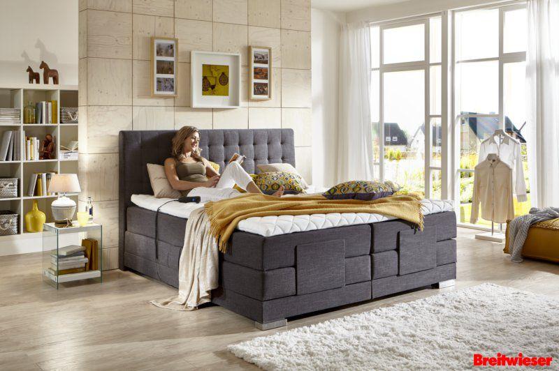 Traumhafte Schlafzimmer ~ Boxspringbett schlafzimmer traumhaft schlafen