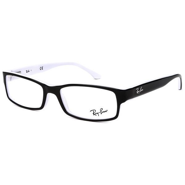 dfde1098f9589 Ray-Ban RX5114 Highstreet 2097 Eyeglasses ( 132) ❤ liked on Polyvore  featuring accessories