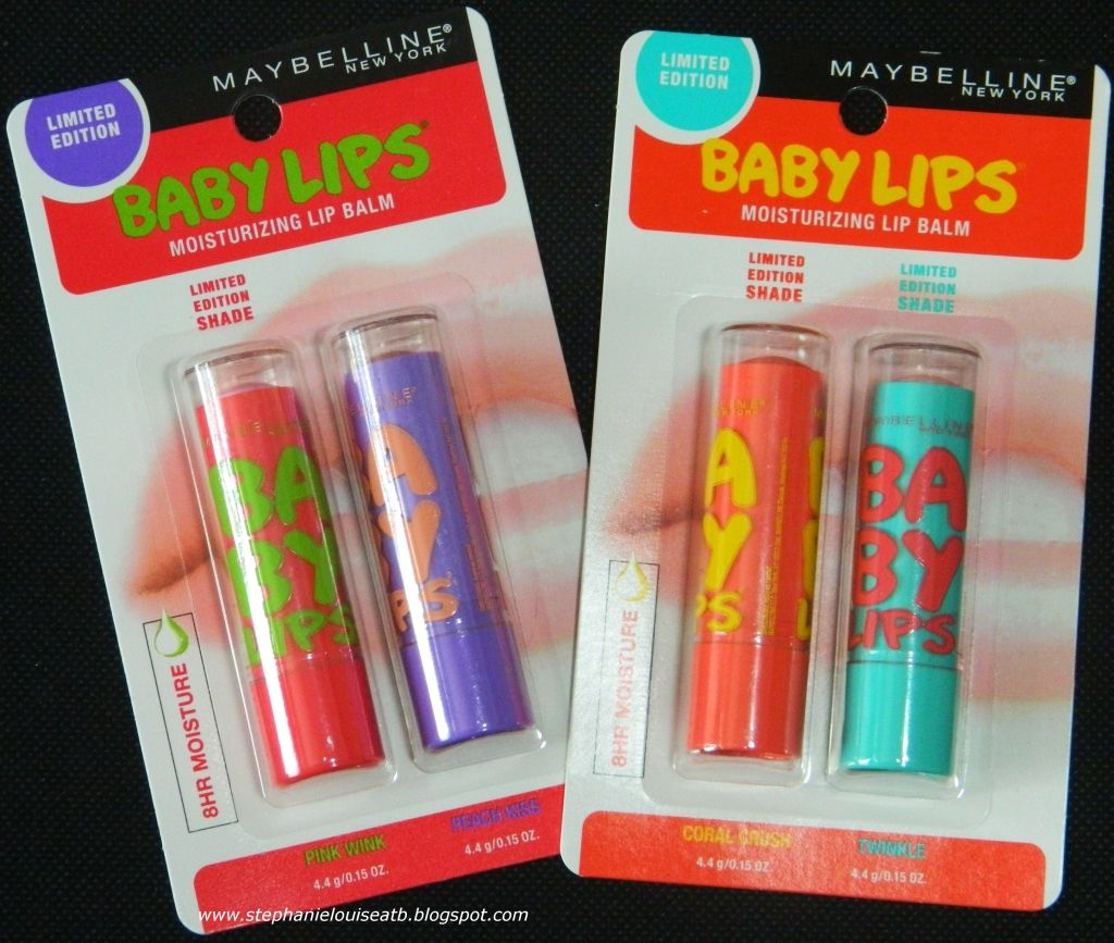 Image Gallery maybelline baby lips blue
