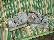 Antique wood  Corbels