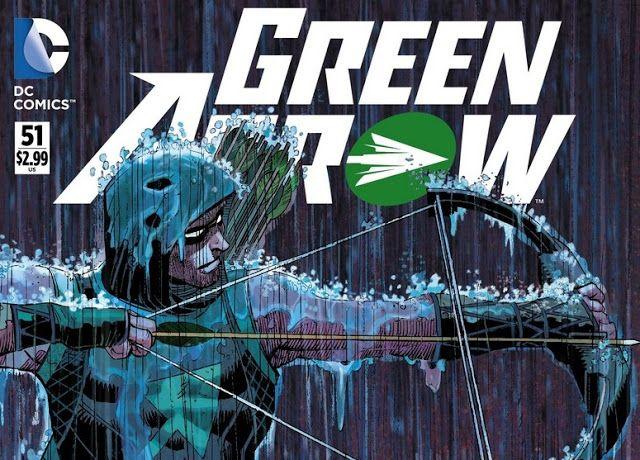 Weird Science DC Comics: Green Arrow #51 Preview