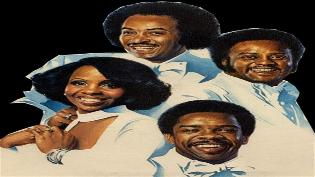 Gladys Knight The Pips For Once In My Life Traducao