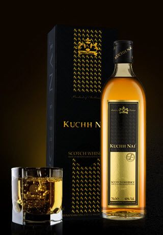 Kuchh Nai Blended Whisky, A Rich Blended Whisky With a ...