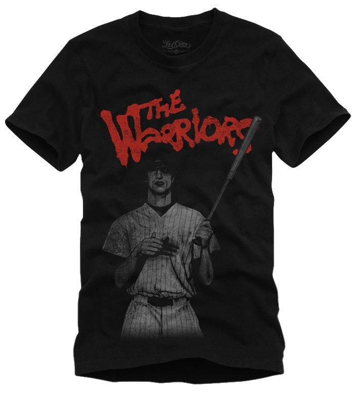 Camiseta The Warriors wwww.laditta.com.br #tshirt #thewarriors #laditta