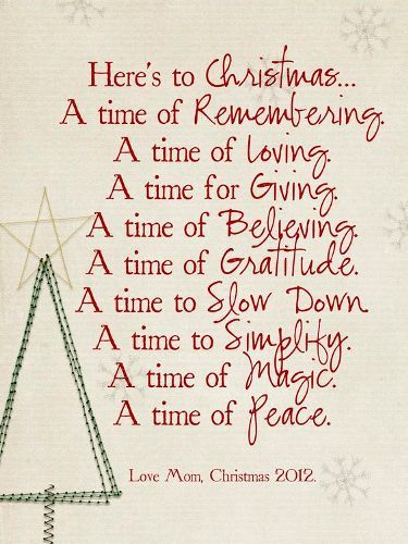 You Your And Year Wishing New Family Happy Christmas And Merry Quotes