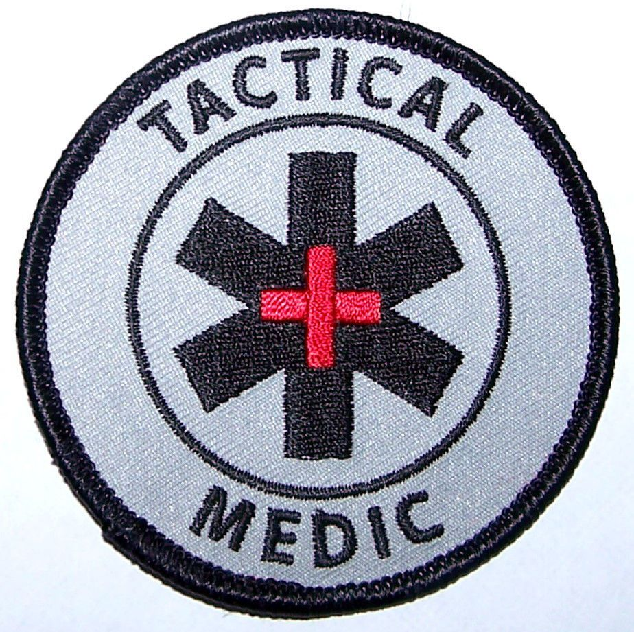 Tactical Medic Patch - Special Ops - Military - Airsoft - Police - EMS -  SWAT in Collectables 5ef2606eb0f