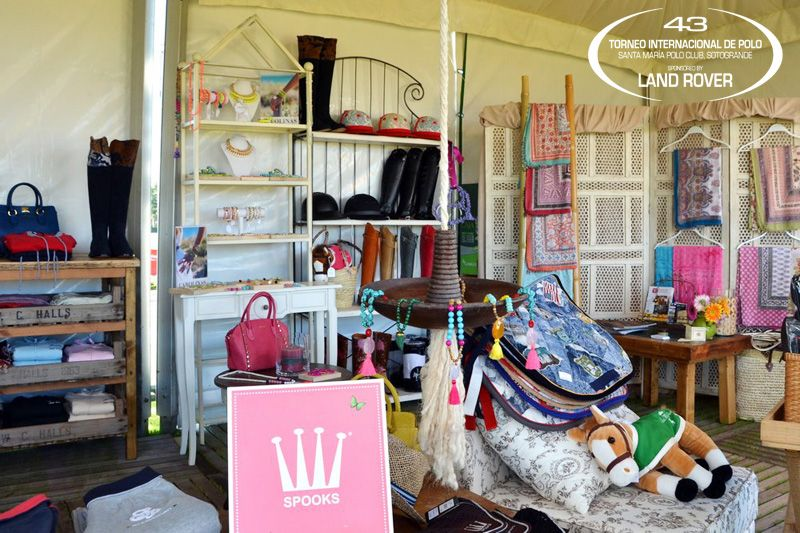 Olala My Horse en el Polo Shopping Village -Entrecancha II-III- de Santa María Polo Club Sotogrande ¡Abierto durante todos los días hasta el 30 de agosto!
