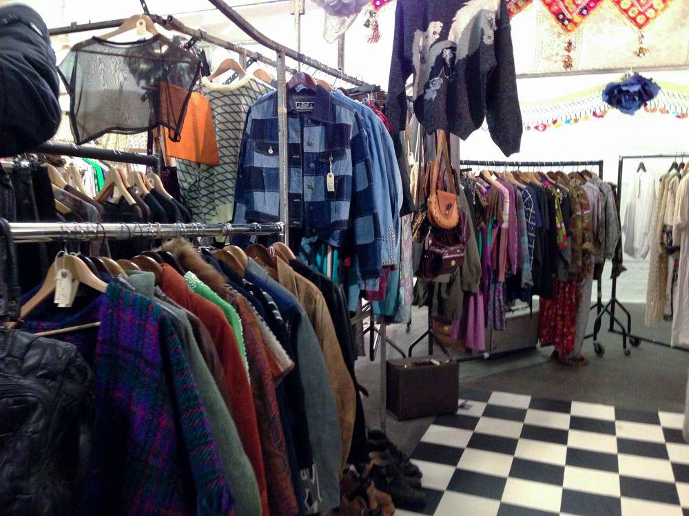 Brick Lane Market Brick Lane Vintage Store Wardrobe