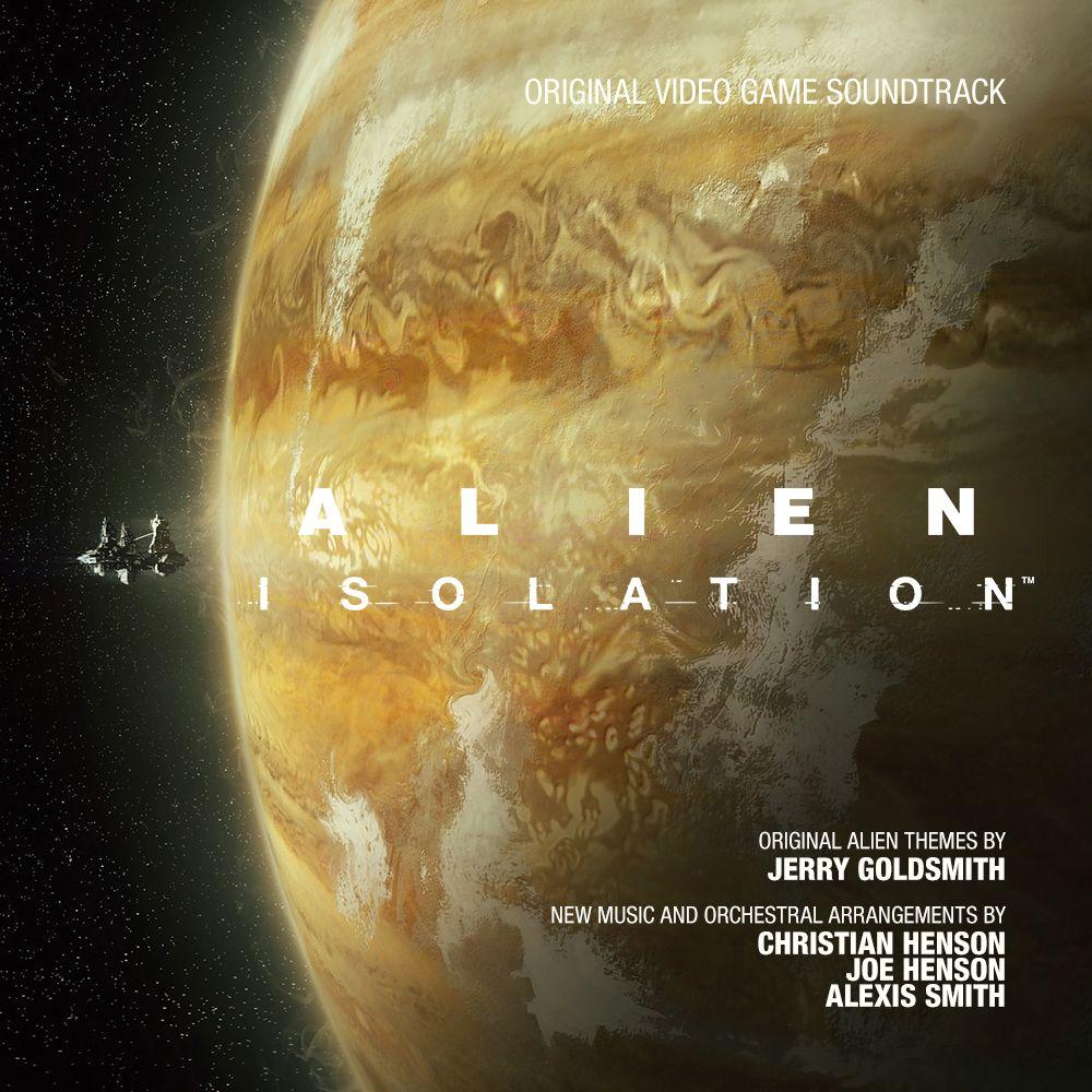 Photo of Christian & Joe Henson+Alexis Smith – ALIEN Isolation (custom cover 2)