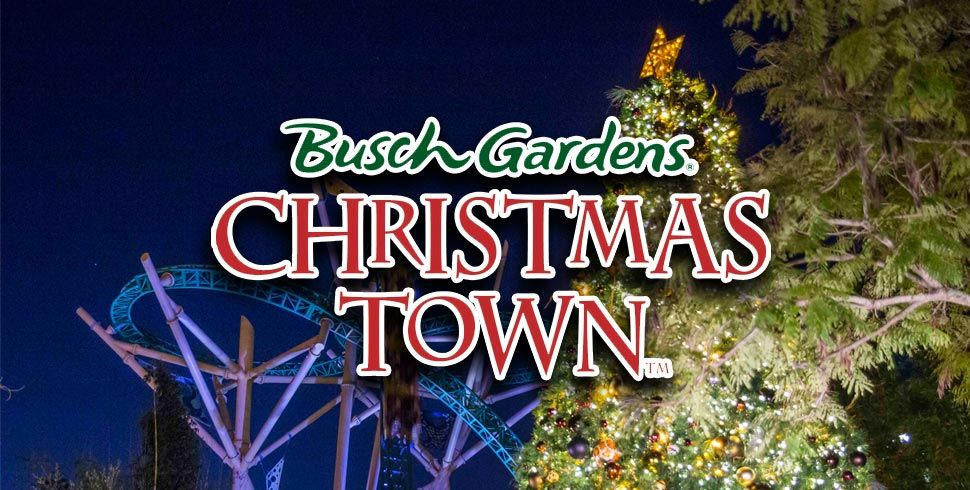 38830c9a788bb3bdf5423c36e22cf5dd - Christmas Town At Busch Gardens Tickets