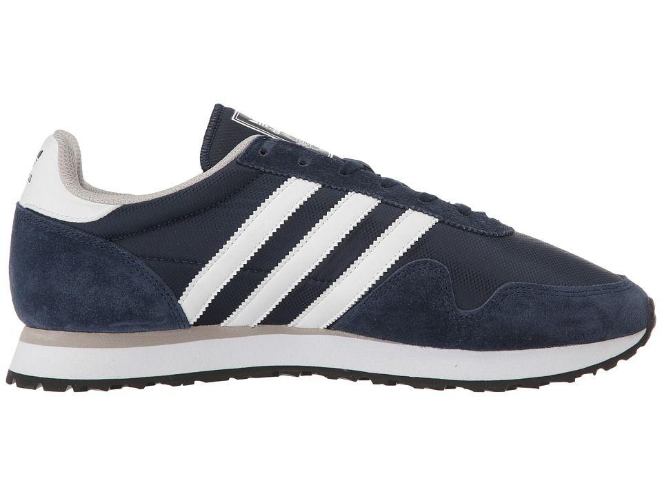 Novia popurrí Volverse  adidas Originals Haven Men's Shoes Collegiate Navy/Footwear White/Clear  Granite | Zapatillas hombre, Zapatillas, Hombres