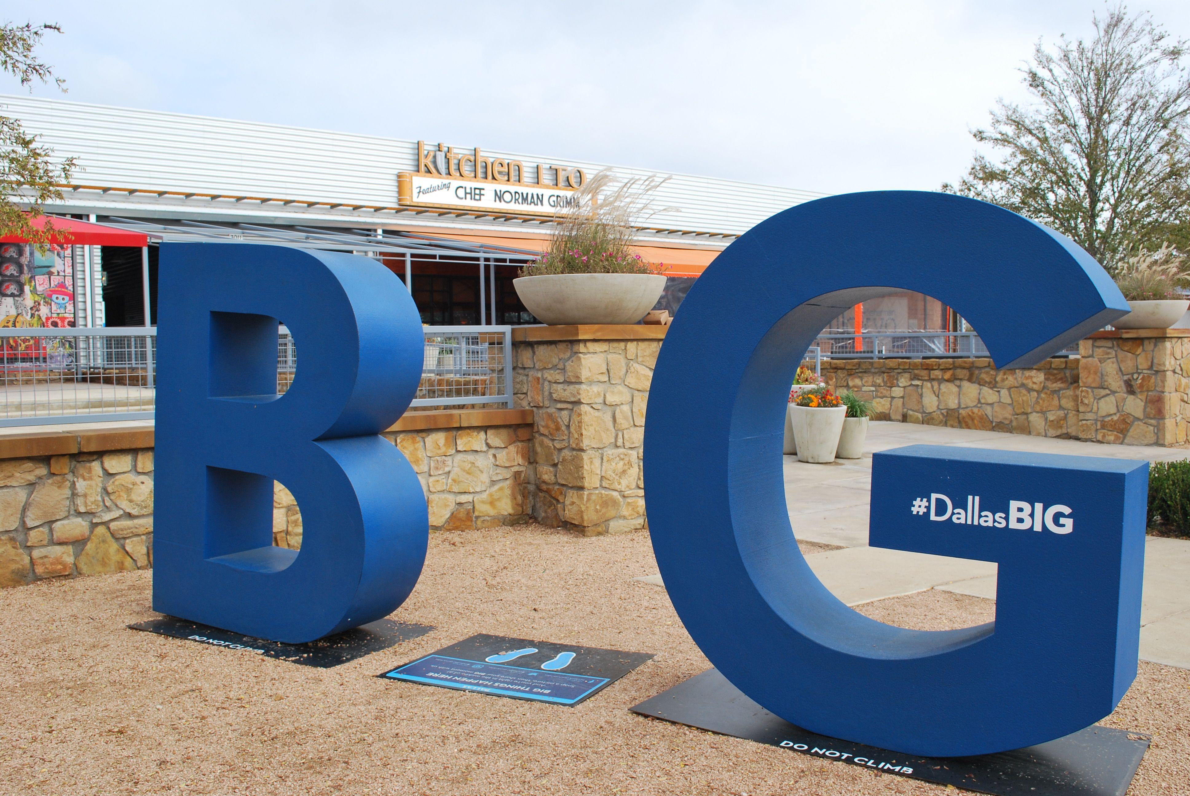 Dallas Big Big Trinity Groves Trinity Groves