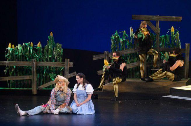 The Wizard Of Oz U2013 Harvest Rain Theatre Company