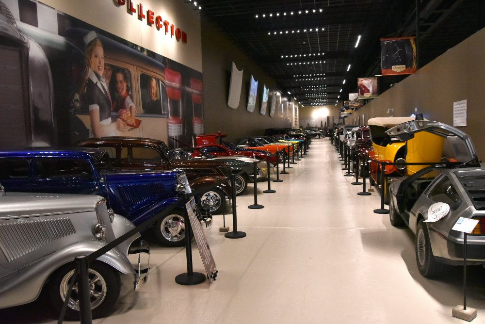 The Classic Car Collection in Kearney, Nebraska is home to over 200 ...