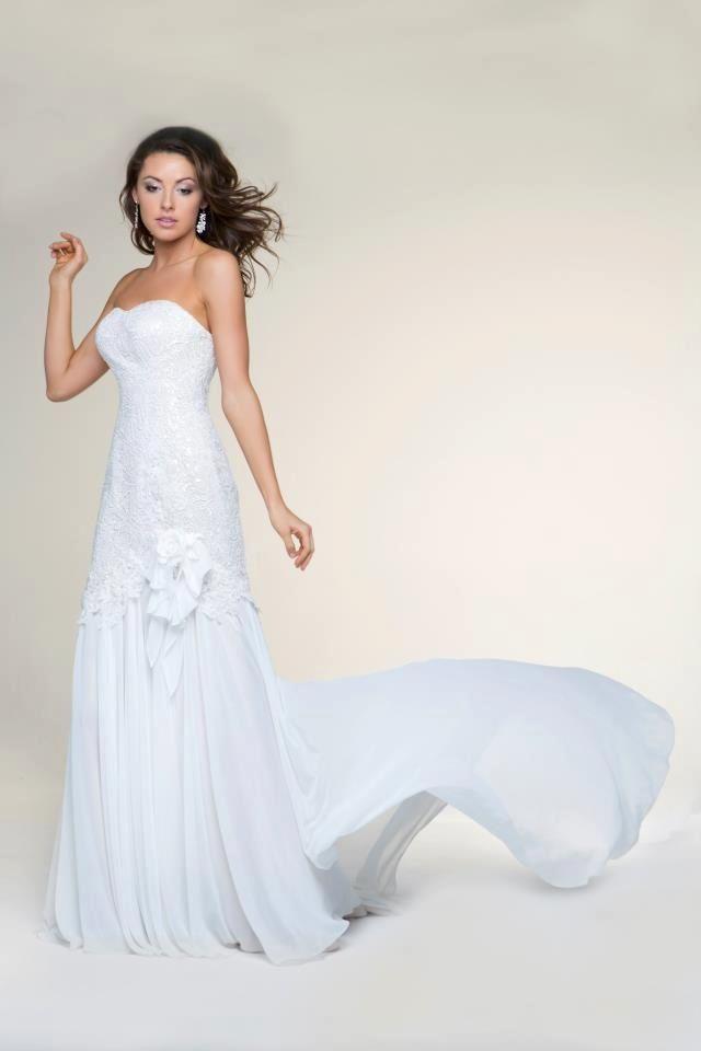 Bridal by Aubrey rose (Brides Desire collection) So stunning ...