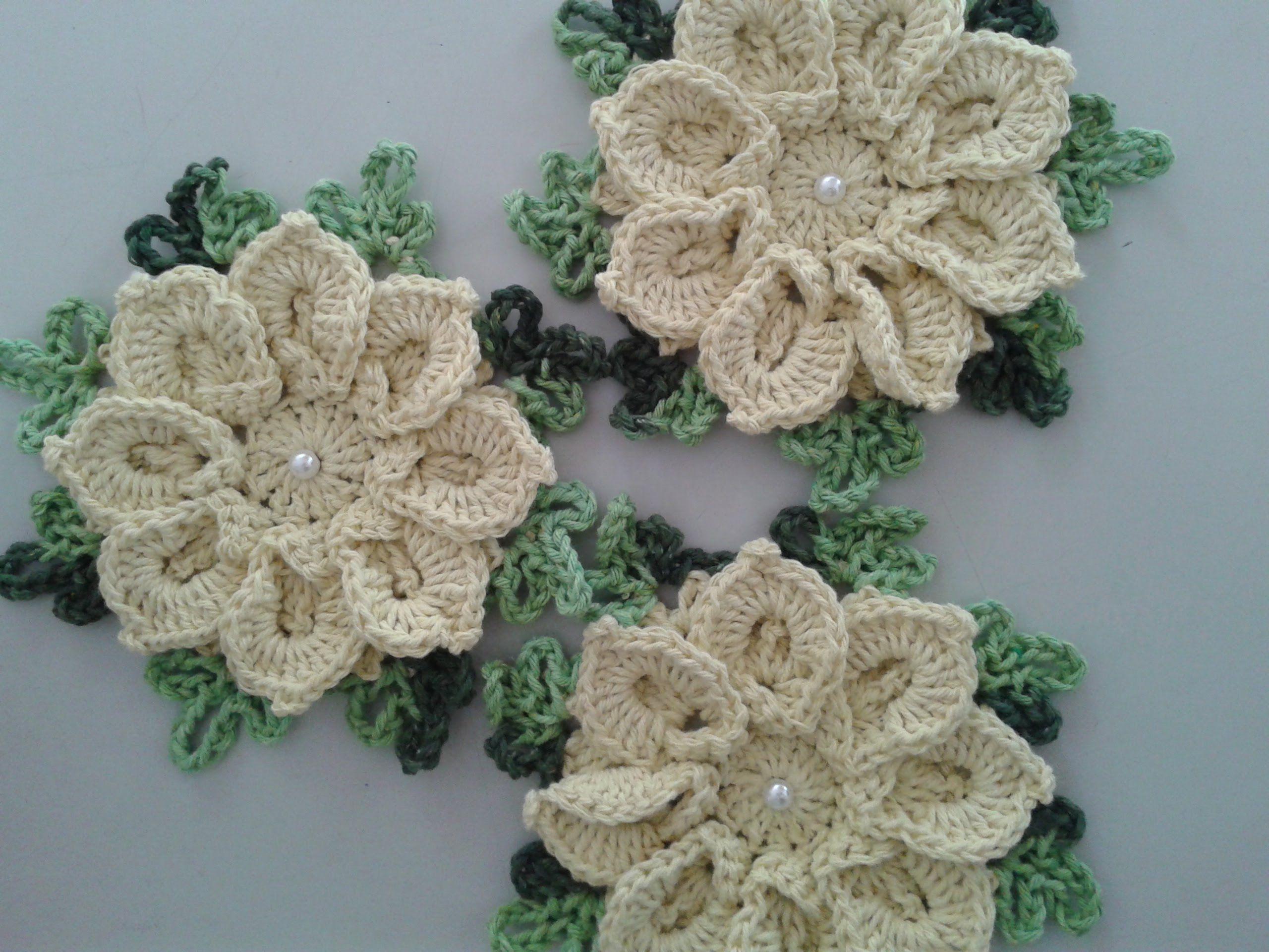 Passo a Passo Barrado Simples, ༺✿   Croche   Pinterest   Irisch ...