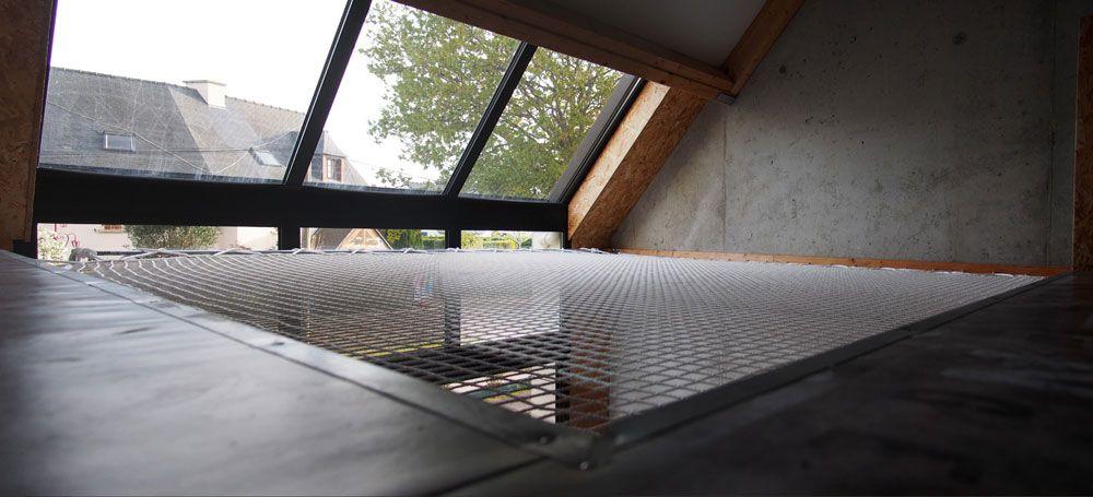 filet catamaran maison excellent bureau domicile by rd factory architecte dplg with filet. Black Bedroom Furniture Sets. Home Design Ideas