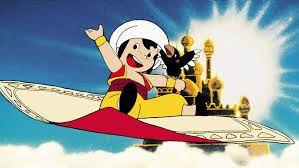 Sindbad Anime Cartoon Kids Sinbad The Sailor
