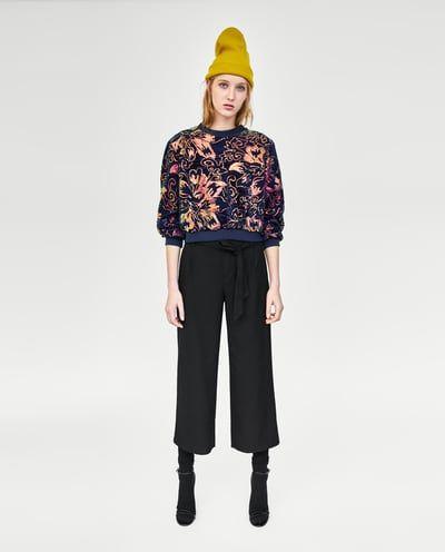 coût modéré expédition gratuite nouveau style de vie Pantalons pour femme | Nouvelle Collection en ligne | ZARA ...