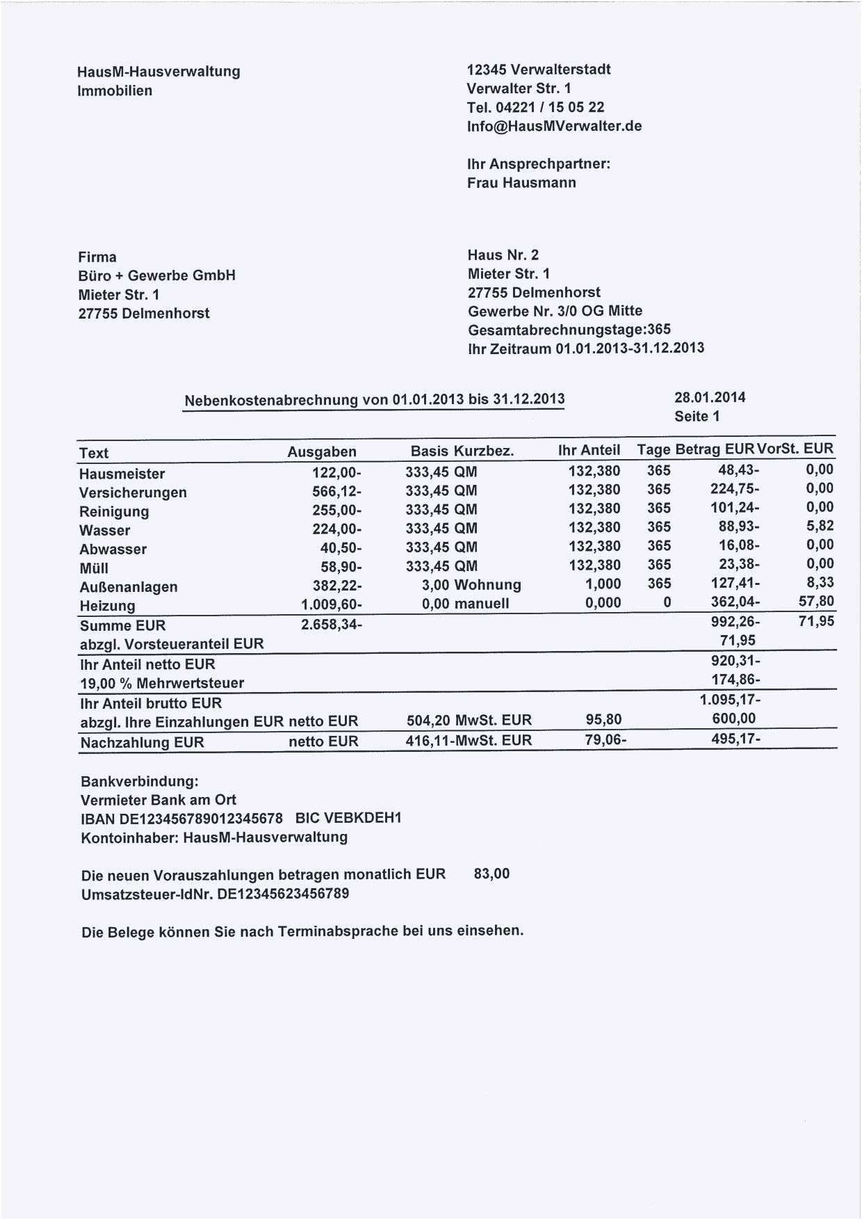 Frisch Mietaufhebungsvertrag Vorlage Word In 2020 Vorlagen Word Nebenkostenabrechnung Briefvorlagen