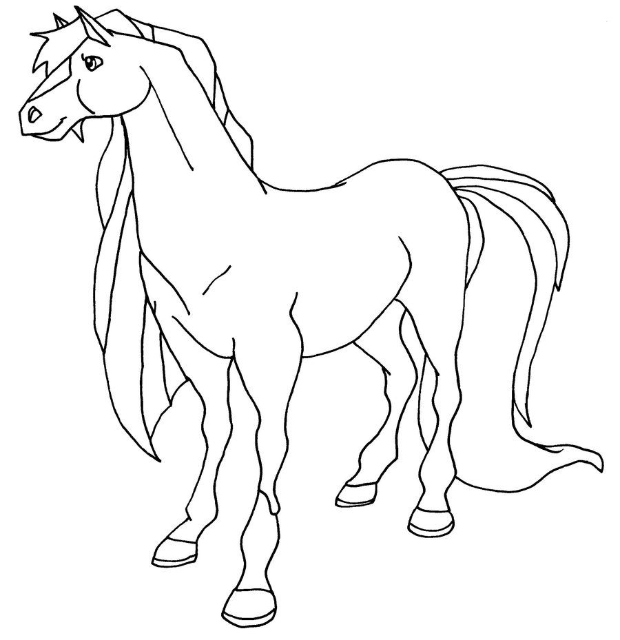 horseland-coloring-pages.jpg (900×929) | drawings | Pinterest ...