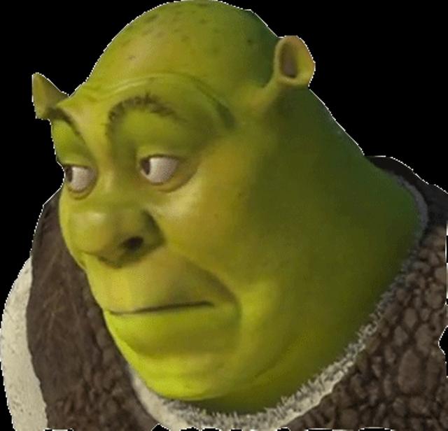 Shrek Meme Sticker Funny Sticker By Gatorwithglasses Discover All Images By Gatorwithglasses Find More Awesome Shrek Images Shrek Memes Shrek Funny Shrek