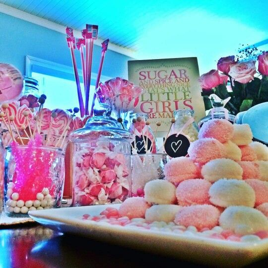 Baby Shower Pink Explosion