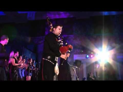 Amazing Grace The Gospel Truth Choir And A Red Hot Chilli Pipers Live Gospel From Scotland Gospel Amazing Grace Choir