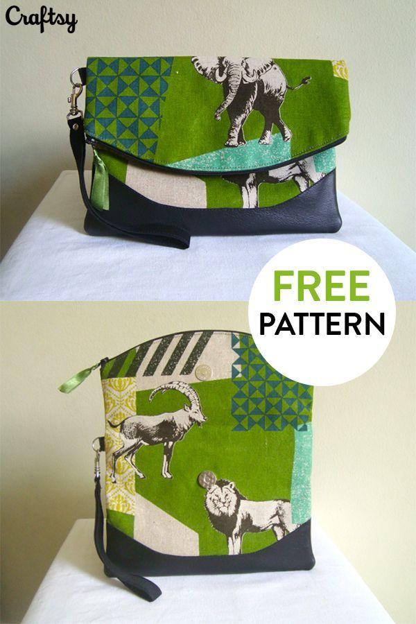 Image result for best bag patterns   Bag It Please   Pinterest ...