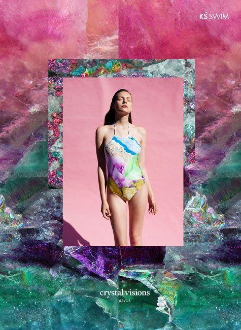 Exclusive: Karla Spetic Swim SS13 Lookbook | Fashion Magazine | News. Fashion. Beauty. Music. | oystermag.com