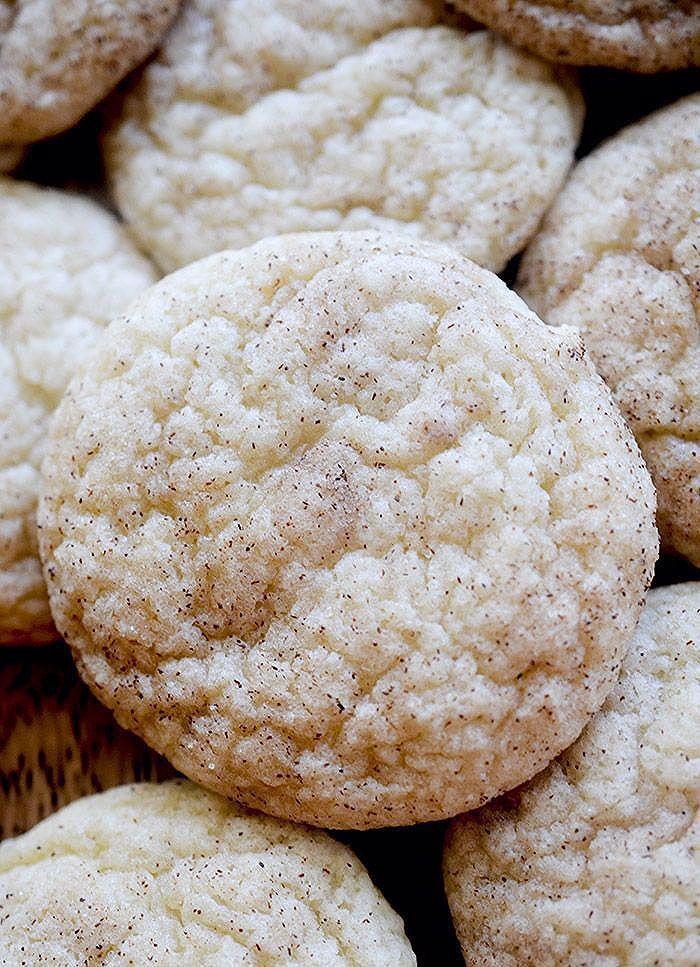 Photo of Weight Watchers Snickerdoodles Cookie – Recipe Diaries