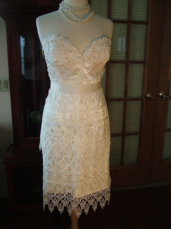 Ultimate Marilyn Monroe Wiggle Wedding dress cocktail