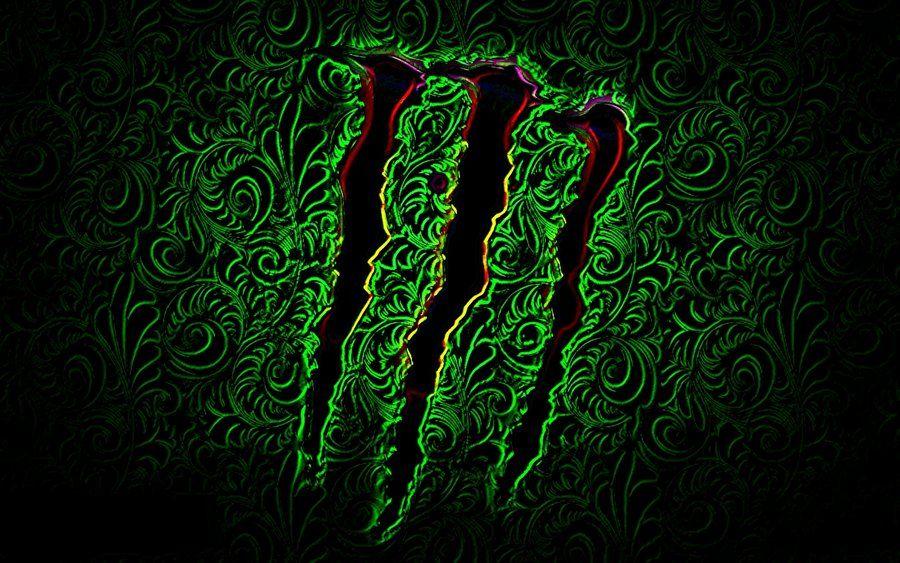 Monster Monster Energy Wallpaper By Sankari69 On Deviantart Monster Energy Drinks Monsterenergie Monster Energy