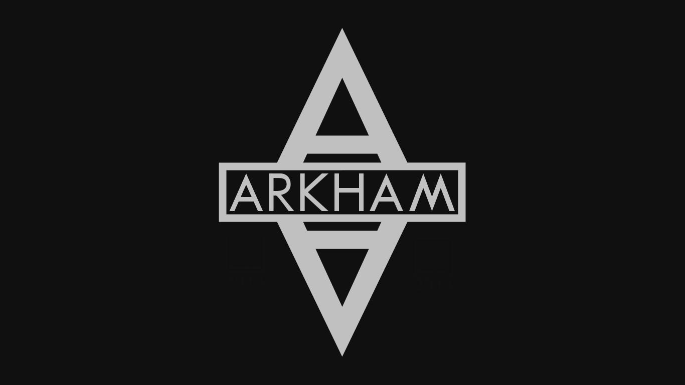 Arkham Asylum Symbol Wallpaper By Morganrlewisiantart On