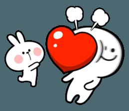 Rabbit Smile Comic Duo Line Stickers Line Store Garabatos Lindos Fondos De Pantalla Lindos Para Iphone Dibujos Kawaii