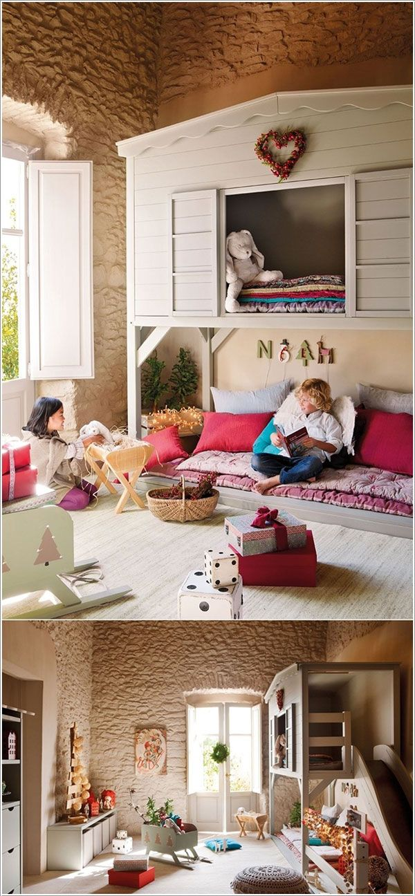 80 Foto di Camerette per Bambini con Arredamento