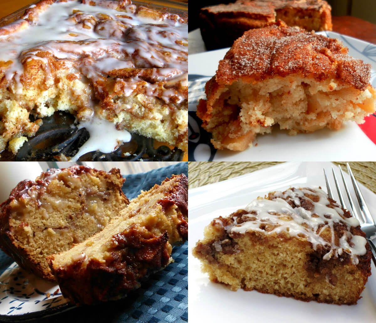 عالم الطبخ والجمال طريقة عمل كيكة القرفة Cinnamon Cake Food Desserts